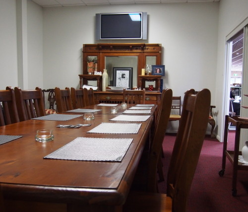 Railway Hotel Conference Room